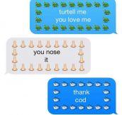 Texting Puns