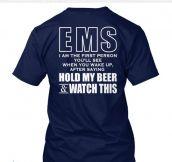 Paramedic Humor