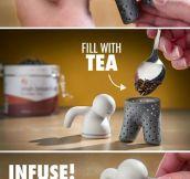 Clever Tea Infuser