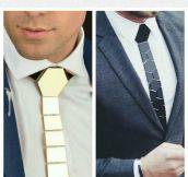 They Look Like The Ties Of The Future