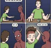 In Your Face, Devil