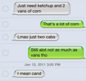 Very Funny Autocorrected Shopping Lists