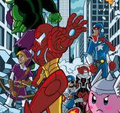 The Nintendo Avengers