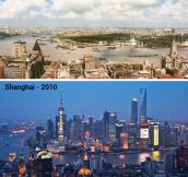 A City That Completely Changed In 20 Years