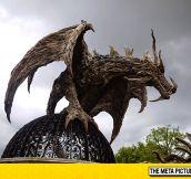 Driftwood Dragon