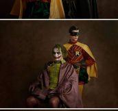 Vintage Superheroes