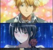 That's How You Say I Love You In Anime
