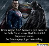 New Information About Superman Vs. Batman