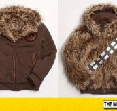 A Reversible Chewie Jacket, Shut Up And Take My Money