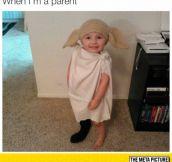 Me As A Parent