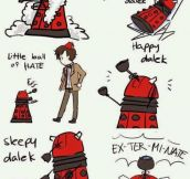 Daleks Are Misunderstood