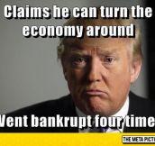 Really, Trump? Really?