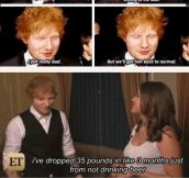 Ed Sheeran Doesn't Get Appreciated Enough