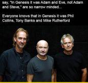 Adam And Eve, Not Adam And Steve?