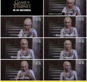 Emilia Explains Game Of Thrones In 30 Seconds