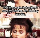Helena Bonham Carter's Life