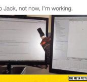 Jack, Please Stop