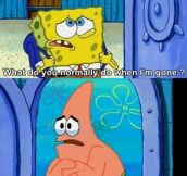 I Want Someone Like Patrick