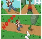 Pokemon Games Logic