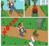 Pokemon Games Logic