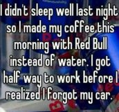 The Risks Of Red Bull For Breakfast