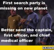 Star Trek Logic