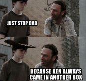 Rick Can't Help It