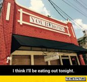 The Most Popular Restaurant In Town