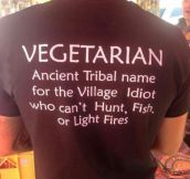 The Ancient Meaning Of Vegetarian