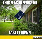 This Offends Many Americans