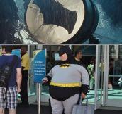 New Bat Signal