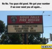 Fire Rescue Slogan