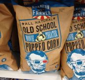 Popcorn Branding Gone Wrong