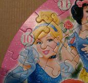 Poor Cinderella