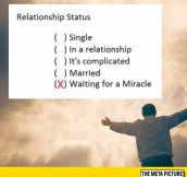 When Asked About My Relationship Status
