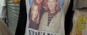 Rare Nirvana Shirt