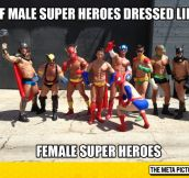 Fabulous Superheroes