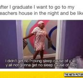 After I Graduate