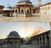 Damascus, Syria, Before And After