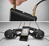 Marshall's Gorgeous New Smartphone