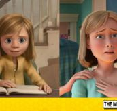 "Riley From ""Inside Out"" Is Andy's Mom From ""Toy Story"" Mind = Blown"
