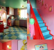 Real Simpsons House
