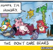 Don't Care Bears