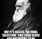 Charles Darwin Is Sick Of People Complaining About The Friendzone