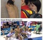 Culture Differences At The Olympics