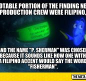 Something You Probably Didn't Know About Finding Nemo