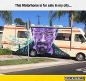 Heisenberg's Motorhome