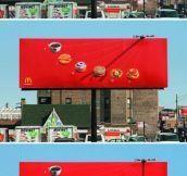 Clever McDonald's