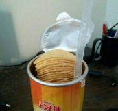 Asian Pringles