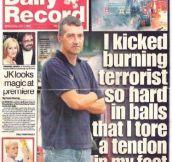 Scotland's National Hero